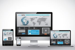 personal website presentation